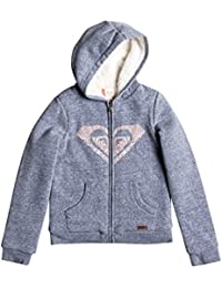 Roxy Wild Nothing Sweat-shirt Fille Blue Print