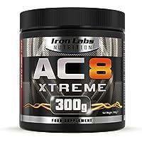AC8 Xtreme | HARDCORE Pre Workout Booster Nahrungsergänzungsmittel | MAXIMUM STRENGTH Pre-Workout Booster, 20-... preisvergleich bei fajdalomcsillapitas.eu
