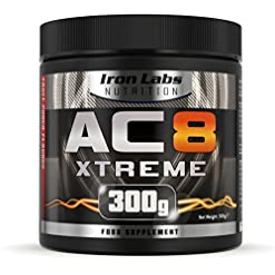 AC8 Pre Workout Booster