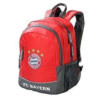 FC Bayern München Kindergartenrucksack, rot