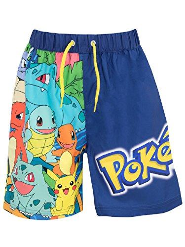 Pokemon - Bañador para niño - Pokemon - 11 - 12 Años