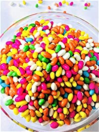 Dhawak Colourful Sugar Coated SAUNF|Colourful Fennel Seed - 400 GMS. Mouth FRESHNER