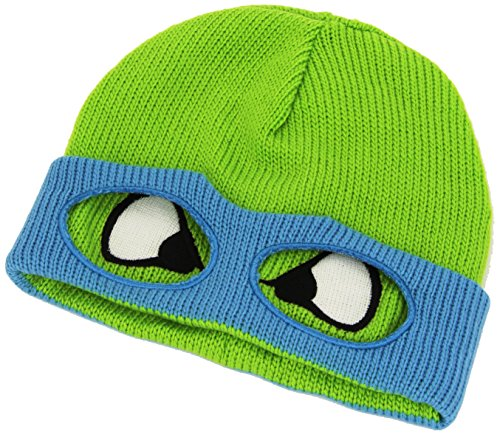 Teenage Mutant Ninja Turtles Beanie Wollmütze: Leonardo