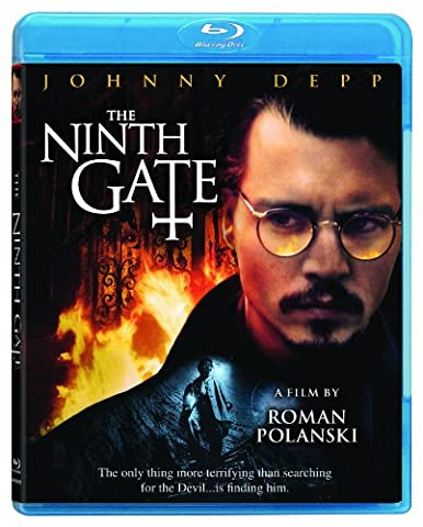 Ninth Gate [Blu-ray] [Import anglais]