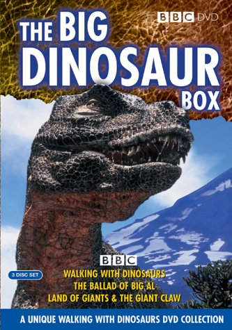 Walking With Dinosaurs - Collection (The Big Dinosaur Box) (4 DVDs)