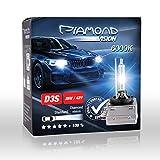 2x D3S 35W 42V 6000K Diamond Vision HID Bi Xenon Brenner Whitevision White Weiß Super Extrem Hell Laser Kit Nightbreaker Extreme Vision Ultra Blue Hyper Duobox Gasentladungslampe PK32d-5