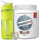 Sport-Paket Nahrungsergänzung - Sportmixer Blender Bottle mit KombiPro Reis- und