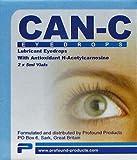 CAN-C Eye Drops 2x 5ml Vials - 6 PACK