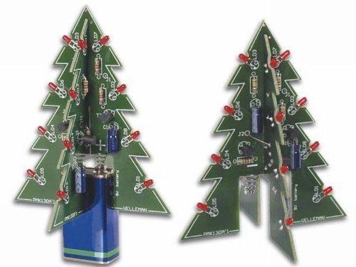 Velleman 3D Christmas Tree Kit by Velleman