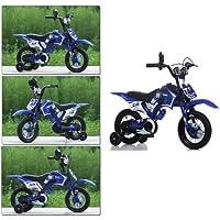 Wild Gym NEUF garçons/filles enfants/enfants Vélo de moto avec barre de 30,5cm 40,6cm