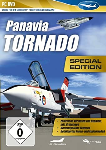 Flight Simulator X - Panavia Tornado Special Edition - [PC]