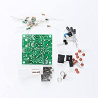 Kit de transceptor para Pixie, radio Ham DIY 7.023-7.026 MHz receptor corto QRP Pixie Kit