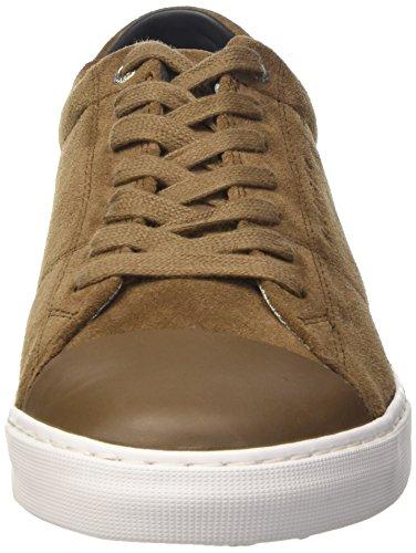 Tommy Hilfiger J2285ay 7b, Sneakers Basses Homme Beige (Cub 009)