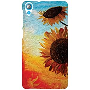 HTC Desire 820 Back Cover - Soothing Designer Cases