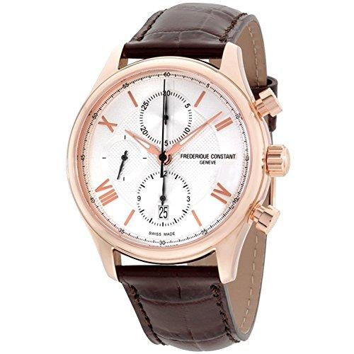 frederique-constant-homme-44mm-bracelet-cuir-marron-quartz-montre-fc-392mv5b4