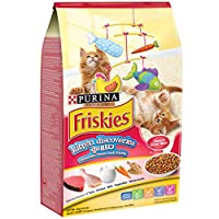 Purina Friskies Kitten Discovery Cat Food 1.1kg(Pack of 1)