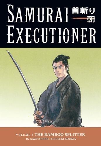 Samurai Executioner Volume 7: The Bamboo Splitter - A/v-splitter