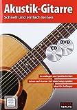 CASCHA Akustik-Gitarre - Schnell und einfach lernen + CD + DVD