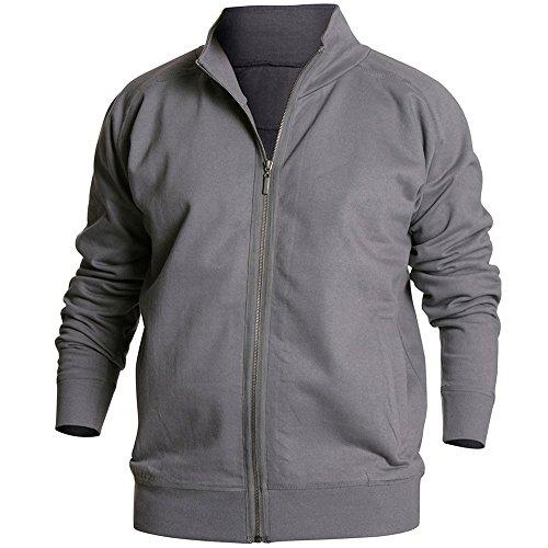 Blakläder Sweatshirt Shirt mit Reissverschluss 3349 grau