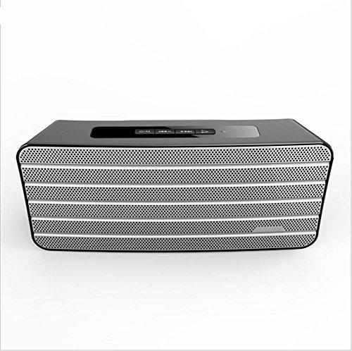 Bluetooth-Lautsprecher Drahtloser 4.1 beweglicher Computer HIFI Minilautsprecher im Freien beweglicher Karten-Subwoofer 20W Energien