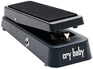Jim Dunlop The Original Crybaby Pedal, Black: Amazon.in: Musical Instruments