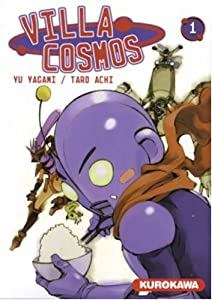 Villa Cosmos Edition simple Tome 1