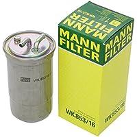 Mann Filter WK 853/16 Filtro para Combustible