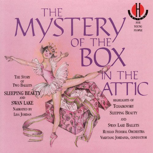 Tchaikovsky: The Mystery of the Box in the Attic - Highlights of Sleeping Beauty and Swan Lake Ballets Ballet Music Box
