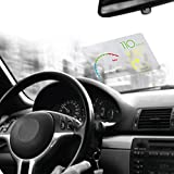KOBWA HD Head Up Display Reflective Film,Universal HUD Polarizing Film for Car