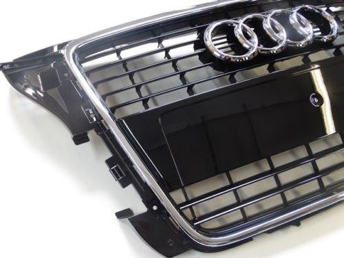 Original Audi A38P enfriador parrilla frontal para Negro Brillante