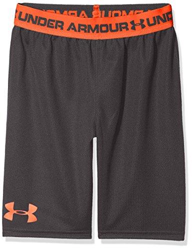 Under Armour Jungen Tech Prototype Shorts 2.0 Hose, Stealth Gray, M
