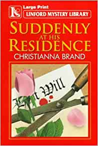 Image result for suddenly at his residence christianna brand
