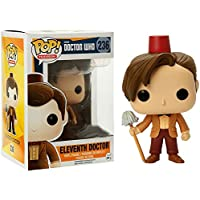 Funko Pop! Television Doctor Who Eleventh Doctor Vinyl Figure