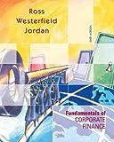 Fundamentals of Corporate Finance Standard Edition W/Student CD ROM + Powerweb + Sandp + Free Student Problem Manual + Free Excel Tutor CD + Free Grad