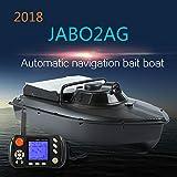 Chuck et Blair Jabo 2Ag-10a Automatische Navigation Futterboot Köderboot Appât Bateau GPS Speicher