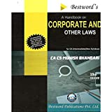 A HANDBOOK ON CORPORATE AND OTHER LAWS FOR CA INTERMEDIATE (IPCC) NEW SYLLABUS BY MUNISH BHANDARI APPLICABLE FOR MAY 2018 EXAMS