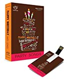 #1: Music Card: Happy Birthday Party Songs - USB (320 Kbps Mp3 Audio) (4GB)