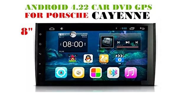 HD1024*600 9 inch Android 4 44 Car Dvd Gps for PORSCHE