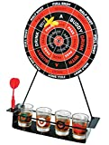 DARTS PARTY BEBED JUEGO CON SHOT GLASSES MAGNÉTIC DART BOARD PARTY JUEGO SET