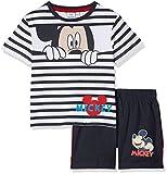 Mickey Mouse Fun Mickey, Completo Sportivo Bambino, Blu (Blue 1004), 4 anni (Taglia Produttore: 4Y)