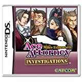 Ace Attorney Investigations: Miles Edgeworth (Nintendo DS) [import anglais]