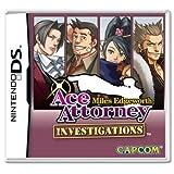 Cheapest Ace Attorney: Miles Edgeworth Investigates on Nintendo DS