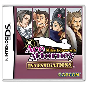 Ace Attorney: Miles Edgeworth Investigations [UK Import]