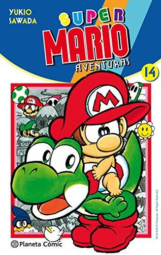 Super Mario nº 14 (Manga Kodomo)