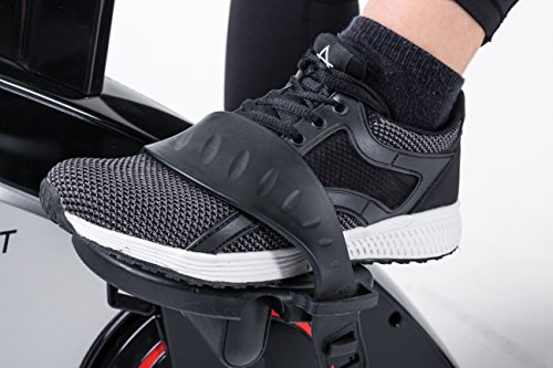 Hop-Sport Liegeheimtrainer HS-070L Sitzheimtrainer mit Computer Bluetooth Smartphone Seteuerung Pulsmessung - 7