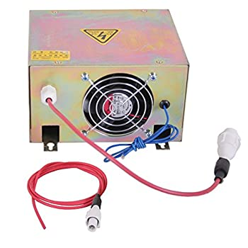 Hpcutter 40w Laser Power Supply For Co2 Laser Device Pwm Circuitry Engraver Engraving Machine Ac220v 1