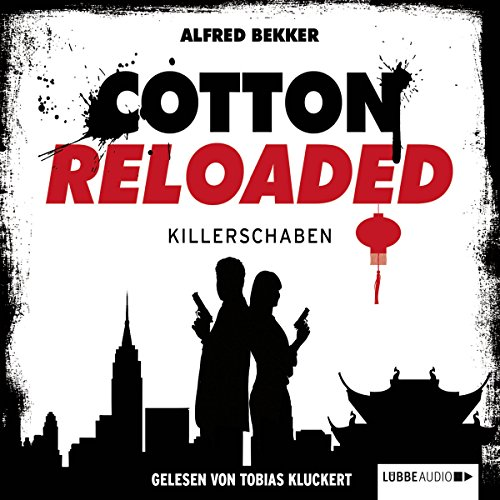 Buchseite und Rezensionen zu 'Killerschaben (Cotton Reloaded 28)' von Alfred Bekker