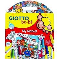 Giotto be-bè My Be-bè Market - Set creativo