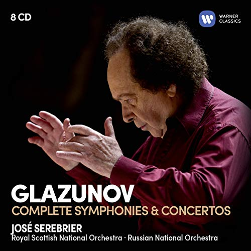 Glazounov: Intégrale des Symphonies & Concertos