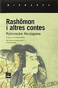 Rashômon i altres contes par Ryunosuke Akutagawa